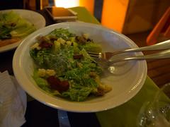 P7151071 (tatsuya.fukata) Tags: thailand samutprakan cabanagarden restaurant italian food salad ceaser