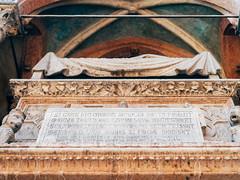 Scaligeri tomb, Verona, Italy (Petr Horak) Tags: city architecture tomb italy europe verona historic medieval history