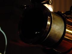 The Magic Lantern (failing_angel) Tags: 081016 london kensingtonchelsea bromptoncemetery monthofthedead londonmonthofthedead cemetery magiclantern throughaglassdarkly mervynheard phantasmagoria
