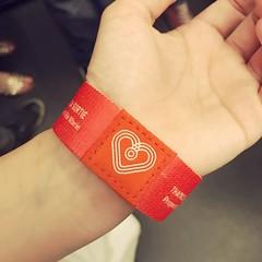 (_Fidelio_) Tags: iphone7plus ausommet heart wristband