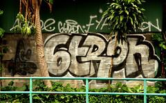 graffiti and streetart in bangkok (wojofoto) Tags: graffiti streetart bangkok thailand wojofoto wolfgangjosten 6tron gtron