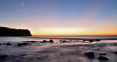 Moon at Sunrise (bayliss.nick) Tags: eaglesnest