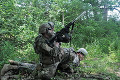 170718-Z-GN092-286 (Kentuckyguard) Tags: kentuckynationalguard nationalguard airassault mountainwarriors livefire campatterbury 1stbattalion149thinfantry 1149thinfantry 1123rdengineercompany sapper infantry engineer usarmy
