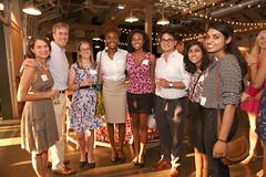 Dean Balser's Welcome Picnic 2017 (VUSM) Tags: people event student doctor professor