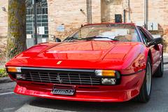 Vintage Vehicles at Montalto, June 2017 (MikePScott) Tags: 308 ascolipiceno camera car ferrari italia italy lemarche lens montaltodellemarche nikon2470mmf28 nikond800 transport