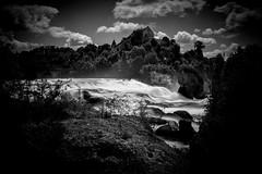 Rheinfall bei Schaffhausen (Günther Bayerle) Tags: rheinfall schaffhausen swiss waterfall river rhein