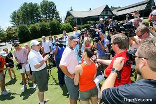Clemson Media Day Photos