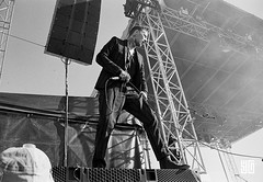 Tinals Frank Carter (Yoann Galiotto) Tags: tinals thisisnotalovesong musicfestival nimes france ilford hp5 canon ae1 film photography