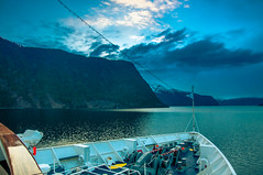 Fyords (Tony Shertila) Tags: 20170415183836 cruise europe pig høyanger sognogfjordane norway nor