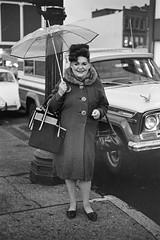 (kuuan) Tags: streetportrait portrait portland oregon 1979 umbrella