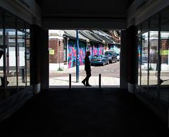 Figure in the Window