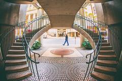 Deep and Black (Thomas Hawk) Tags: america california embarcadero embarcaderocenter financialdistrict johnportman sanfrancisco usa unitedstates unitedstatesofamerica architecture fav10