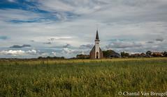Kerkje Den Hoorn (Chantal van Breugel) Tags: landschap texel zomer kerkje denhoorn noordholland juli 2017 canon5dmark111 canon1635