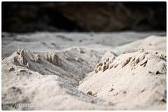 Covehithe sandscape (Viramati) Tags: covehithe sand beach sandsacpe