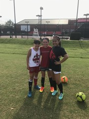IMG_9815.JPG (lynnstadium) Tags: uofl louisville soccer girls success win winners ball goal teaching learning camp cardinal spirit l1c4 lynn stadium