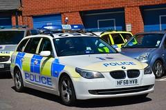HF58 HVB (S11 AUN) Tags: dorset police bmw 530d 5series touring anpr interceptor traffic car rpu roads policing unit 999 emergency vehicle hf58hvb