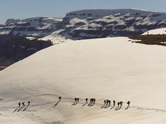 Cruce Vilches - Parque Inglés (gerardo.carinao) Tags: montaña nieve montañosos regióndelmaule chile trekking