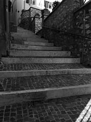 Canterano_170311_P3110530_1240 (Paolo Chiaromonte) Tags: paolochiaromonte olympus omdem5markii micro43 mzuikodigitaled1240mm128pro canterano lazio italia italy travel bw biancoenero blackandwhite monochrome step stairs stairway staircase scalinata