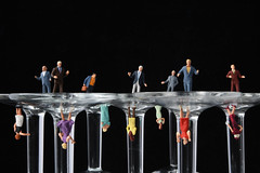 Breaking the glass ceiling (jopperbok) Tags: jopperbok mini miniature miniaturefigures miniaturefiguresphotography miniaturefigure miniaturepeople miniaturepeoplephotography toys tiny tinypeople tabletop littlepeople little men women glass ceiling politics feminism vertical segregation corporate top reaching position ceo cariere career discrimination minority leadership limit limitation barrier barriers gaybryant management hierarchy male female motivation change bbc gender pay gap disparity inequality