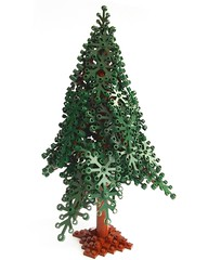 Fichte (Spruce) (Der Beueler) Tags: omega3108 lego moc fichte kiefer baum pine spruce tree uwe kurth