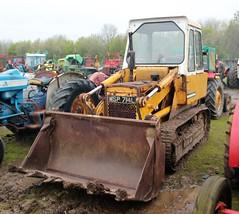 WSP 714L (Nivek.Old.Gold) Tags: international 100b drott crawler tractor cheffins
