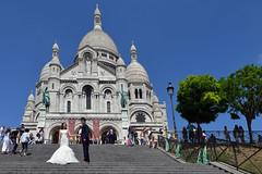 Wedding Bells (Eddie C3) Tags: parisfrance vacationphotos sacrécœur montmartre