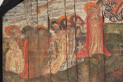 Penn, Buckinghamshire (Vitrearum (A B Barton)) Tags: penn doom painting tympanum lastjudgement
