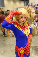 Raleigh SuperCon 2017-90 (Zaptomatic) Tags: raleighsupercon raleighsupercon2017 supercon cosplay marvel msmarvel captainmarvel