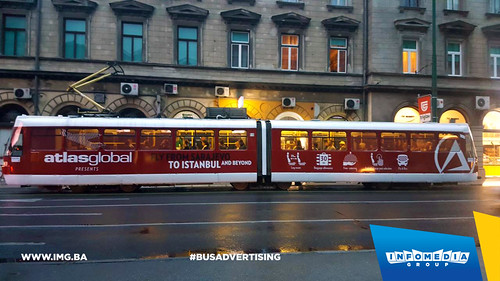 Info Media Group - Atlas Global, BUS Outdoor Advertising, Sarajevo 07-2017 (2)