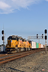 UP LRS94-22 (caltrain927) Tags: union pacific railroad mixed freight local emd gp60 gp382 stockton california ca