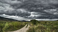 Ghenci Wolken (wernerfunk) Tags: rumänien landschaft wetter wolken clouds sky himmel