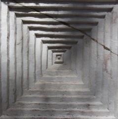 Museu Calouste Gulbenkian (richardr) Tags: museucaloustegulbenkian concrete museu museum gulbenkian lisbon lisboa portugal portuguese portuguesa europe european parquedomuseucaloustegulbenkian parque park square