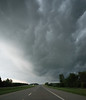 The Storm Approaching... (Nicholas Eckhart) Tags: america us usa route 30 highway superhighway corridor rural