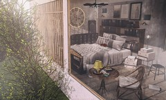 Hideout (shinleonheart) Tags: home show digs keke kite bellequipe thistle calm etnia