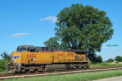 UP 6402 (Milwaukee beerNut) Tags: up unionpacific ac44cw sp