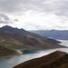 西藏羊卓雍措湖  Yamdrok Tso Lake, Tibet (Surface elevation 4,441m)