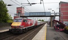 82226 Alnmouth 10/07/2017 (Flash_3939) Tags: 82226 bn23 91124 mk4 dvt drivingvantrailer virgin virgintrains alnmouth alnmouthforalnwick alm station 1s23 fone rail railway train uk july 2017