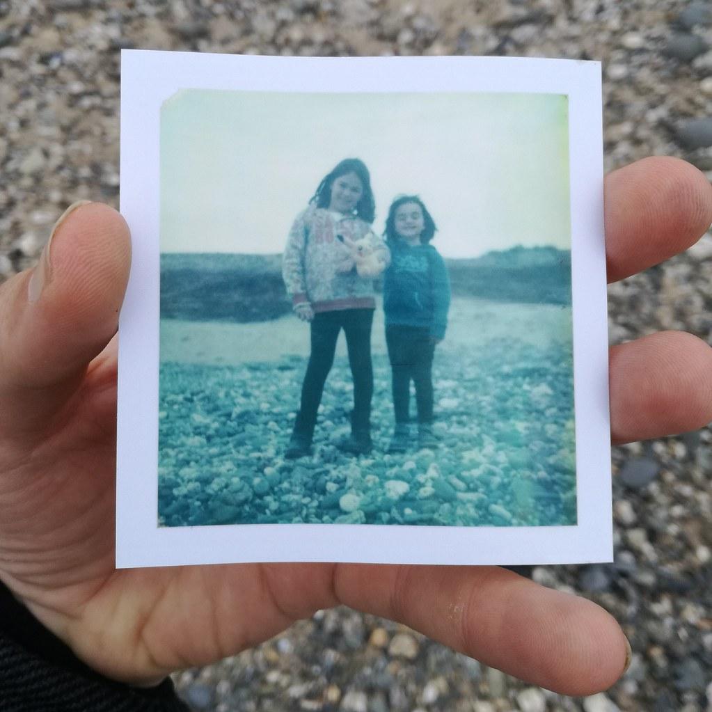 Instant [Polaroid square shooter 2, expired Viva packfilm]