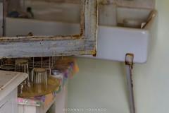 Kitchen (Ioannis Ioannou Photography) Tags: cyprus grunge ioannisioannouphotography urbanexploration leprosarium photography colony leper larnaca leprosy hospital abandoned deserted larnaka urbex