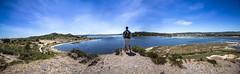 (Mallory Walle) Tags: panorama mer sea point view vue high hauteur canon countryside marais holydays week end weekend haut hill