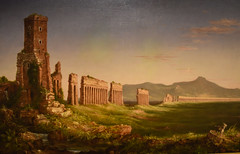 Thomas Cole - Aqueduct near Rome, 1832 at Mildred Lane Kemper Art Museum St Louis MO (mbell1975) Tags: universitycity missouri unitedstates us thomas cole aqueduct near rome 1832 mildred lane kemper art museum st louis mo stl usa america museo musée musee muzeum museu musum müze museet finearts fine arts gallery gallerie beauxarts beaux galleria painting american