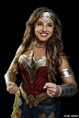 She's A Wonder... (Ring of Fire Hot Sauce 1) Tags: cosplay wonderwoman rachellitfin wondercon portrait costume
