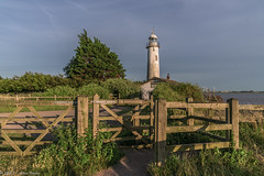 Moore Camera Club Night - Hale Lighthouse (joanjbberry) Tags: moore camera club night hale lighthouse widnes coastline coast