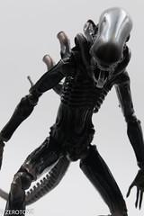_DSC1035 (ZeroToyz) Tags: alien thedrone エイリアン revoltech 山口式 海洋堂 海洋堂山口式