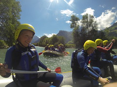 GOPR0027 (Mountain Sports Alpinschule) Tags: mountain sports zillertal rafting ziller