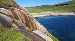 Shegra 11 (Craig Sparks) Tags: shegra sheigra polin polinbeach beach scotland sunset mountains sea foam reflection craigsparks chongsparks