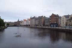 The Shore (Leith) (koukat) Tags: scotland edinburgh uk drive water leith walkway river path walk harbour port old docks