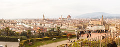 Florence Panorama (FCurti) Tags: sky city travel church house old tourism urban architecture cityscape building culture sight town panorama skyline panoramic outdoors landmark capital italy florence