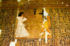 Helping (Stray Toaster) Tags: cambridge fitzwilliam museum egyptian book dead papyrus ramose