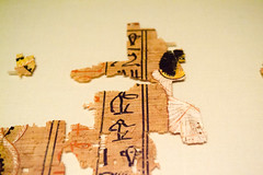 Chicka (Stray Toaster) Tags: cambridge fitzwilliam museum egyptian book dead papyrus ramose